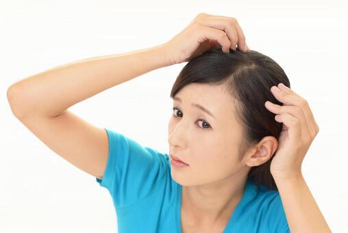 女性薄毛を治す方法